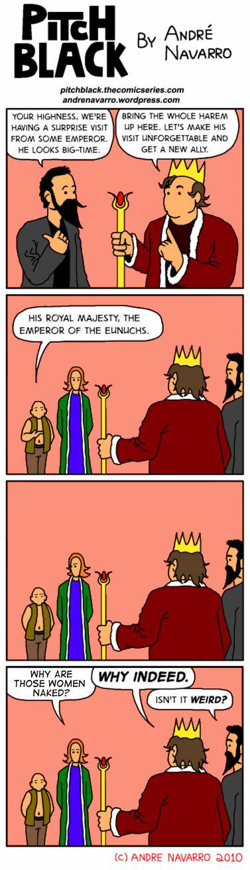 Royal Hospitality