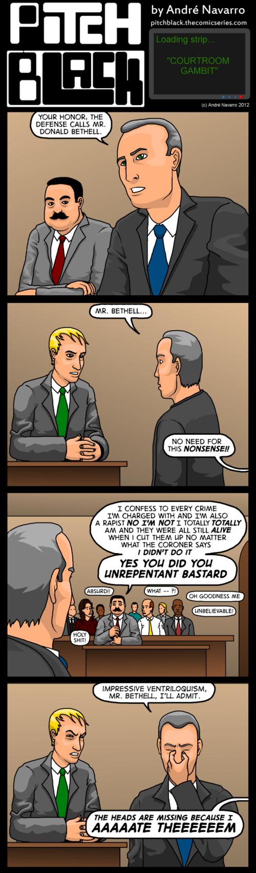 Courtroom Gambit
